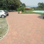 Viale residenziale – Pisano (NO)
